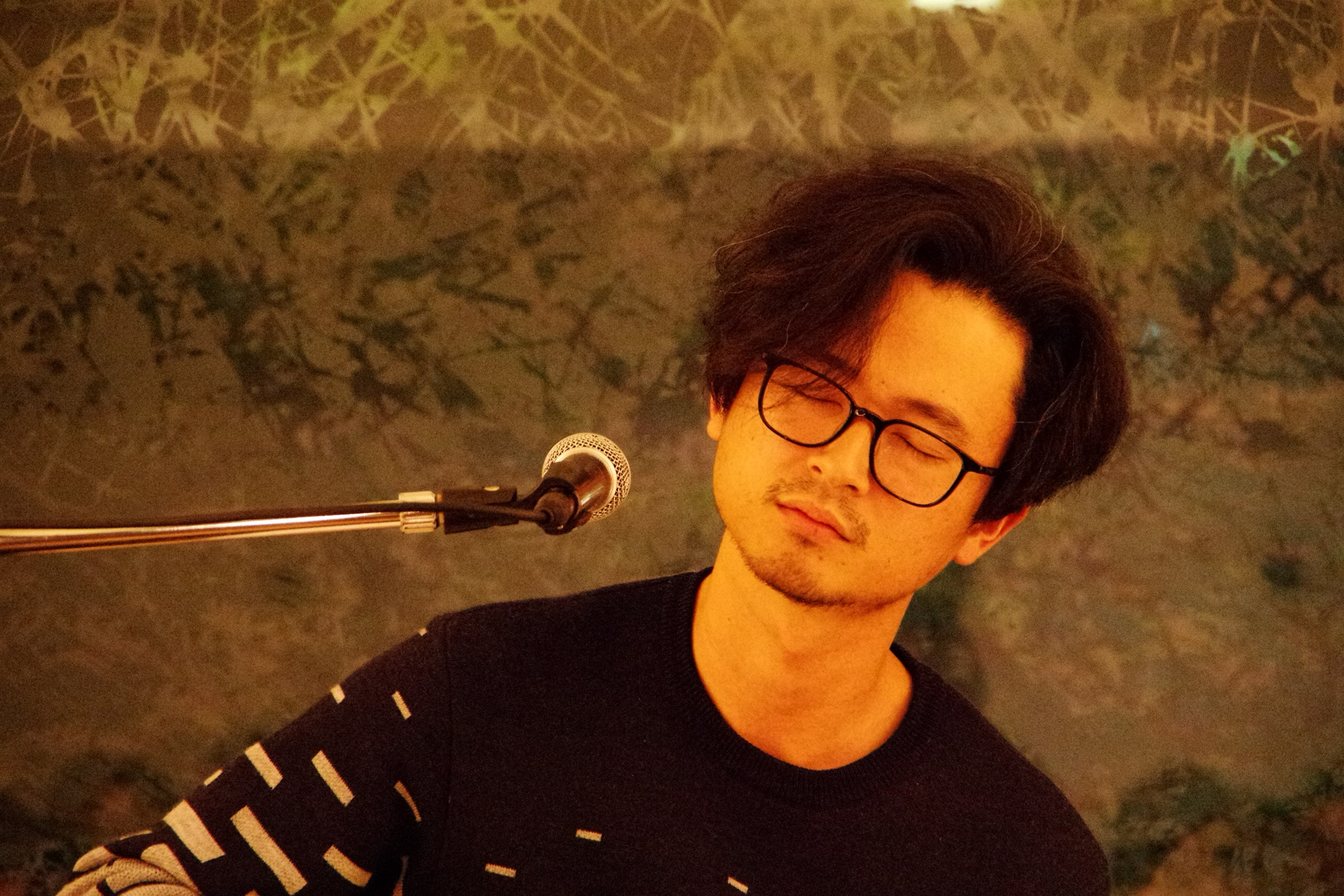 ギタリスト・長岡亮介にインタビューして、メガネ男子萌えの私が燃えたw