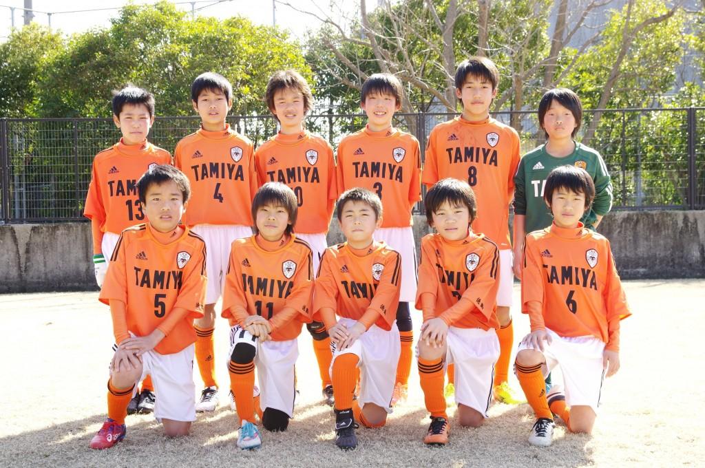 未来のサッカー日本代表がこのチームから出るかもしれない・・・!