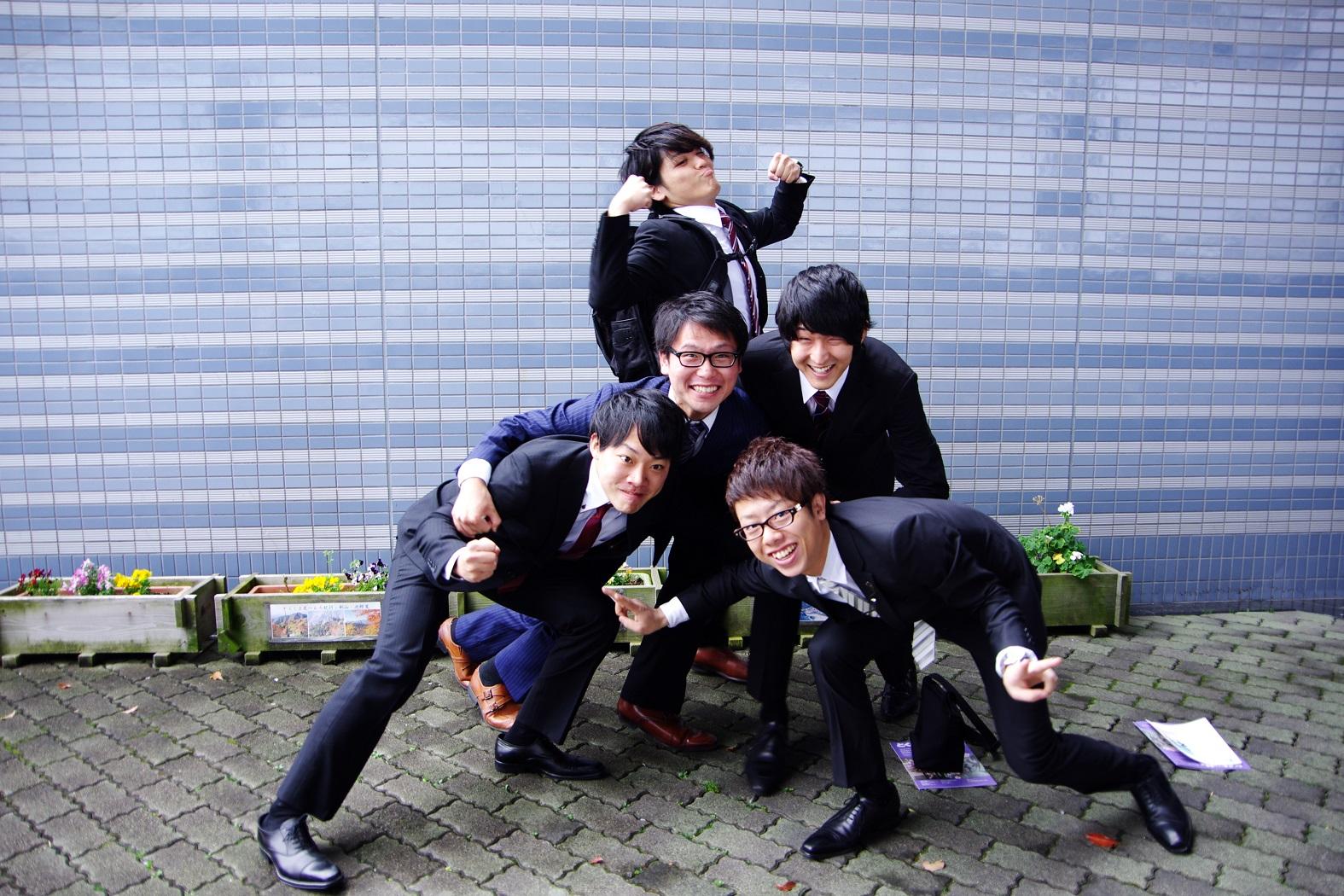 入学おめでとう!徳島大学の入学式に(申請して)潜入してきました