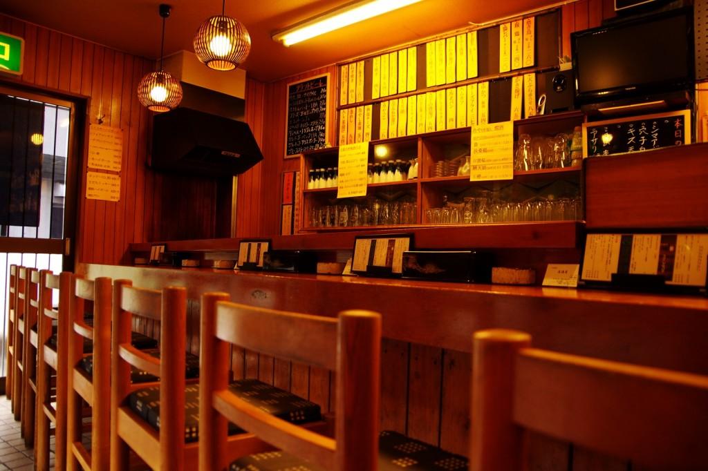 """吉田類さんに教えたい。徳島にはリアル""""深夜食堂""""の「居酒屋」があるんです!と"""