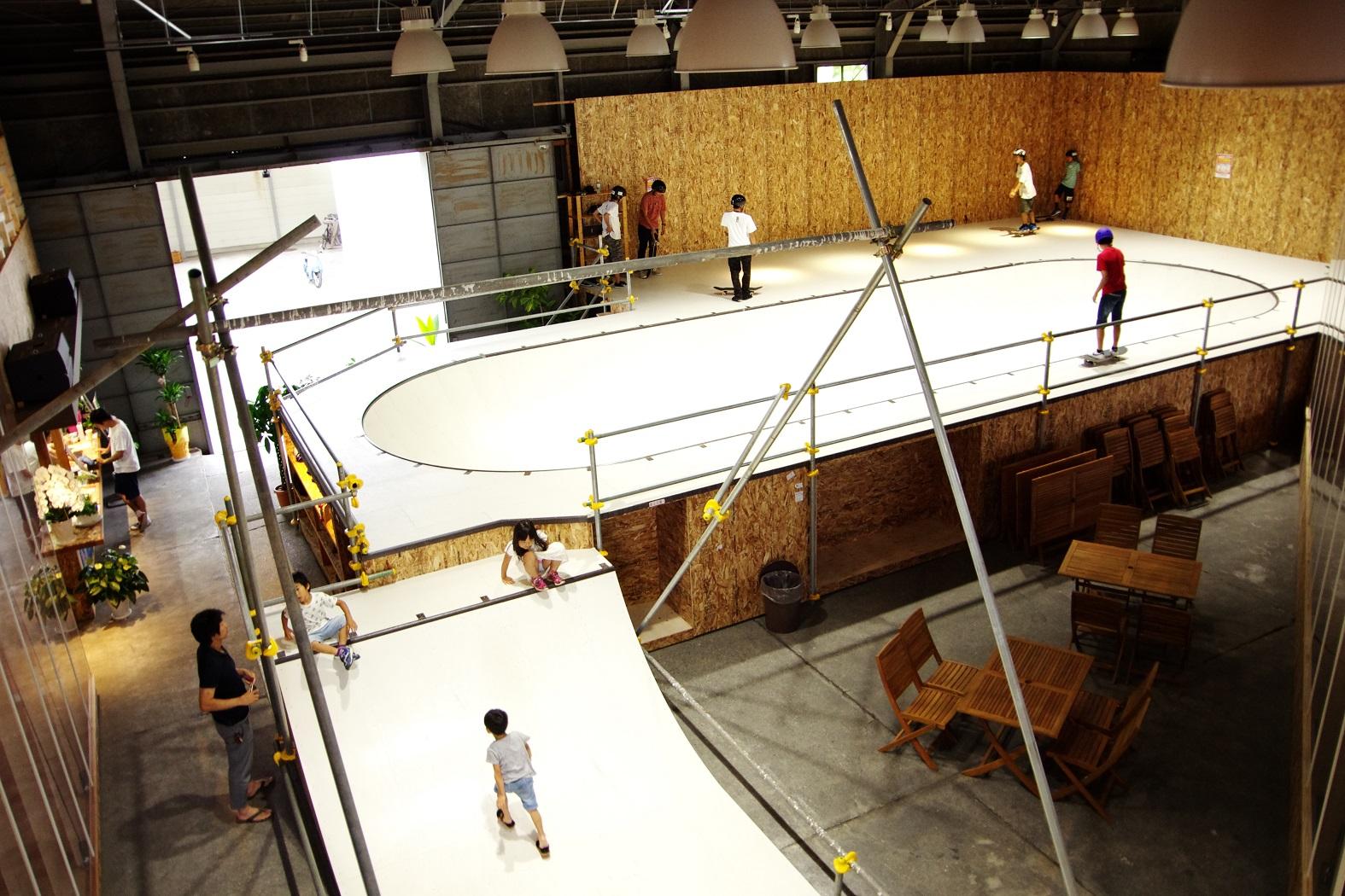 大人が「子どもの時に欲しかった!」と羨む徳島初全天候型屋内スポーツ施設だ!