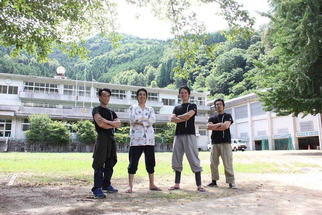 イケメン高橋兄弟が率いる和太鼓グループ[Atoa.]が、徳島・美郷に!