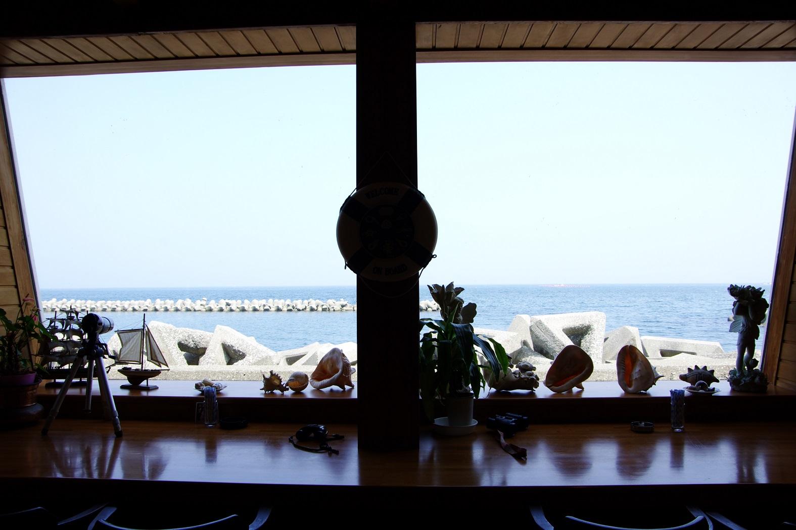 9日からの「鳴門市阿波おどり」前に抜群のロケーションカフェで過ごしましょ!