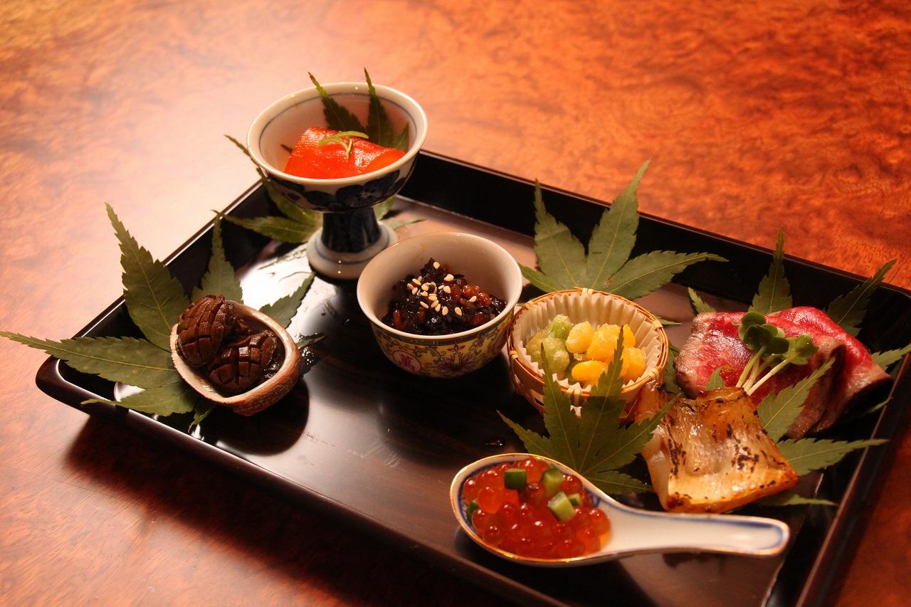 隠れすぎて美味すぎる日本料理店を紹介!