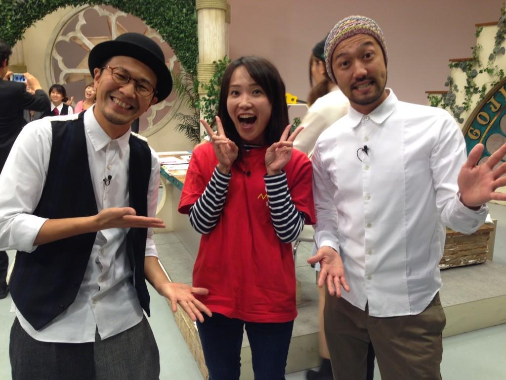10月17日(土)開催の「四国放送まつり」にカサリンチュが帰ってくるー!