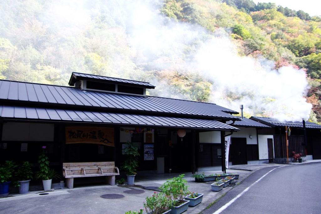 シーズン到来!祖谷の紅葉を見に行くなら一緒に秘湯「松尾川温泉」へ行くべし!