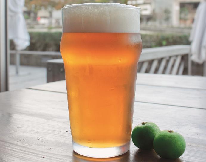 徳島の味[すだちハニー]がビール界の銀賞に!