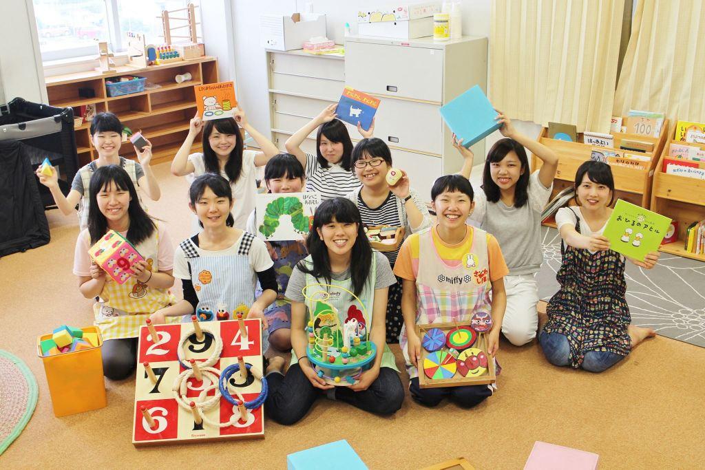"""11/21(土)あの""""おしゃれ系""""カルチャースクールで、託児付き講座を開催!"""