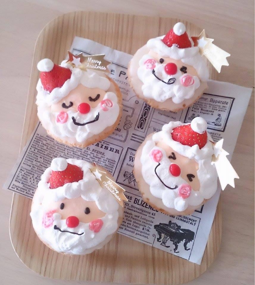 ☆25日当日でも買えるX'masスペシャルショートケーキセレクション☆