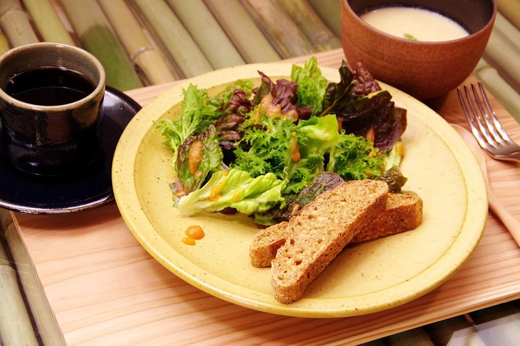 美味しいものも人も文化もくるりと繋ぐ「くるわっか」で自家製パンを食べてきました