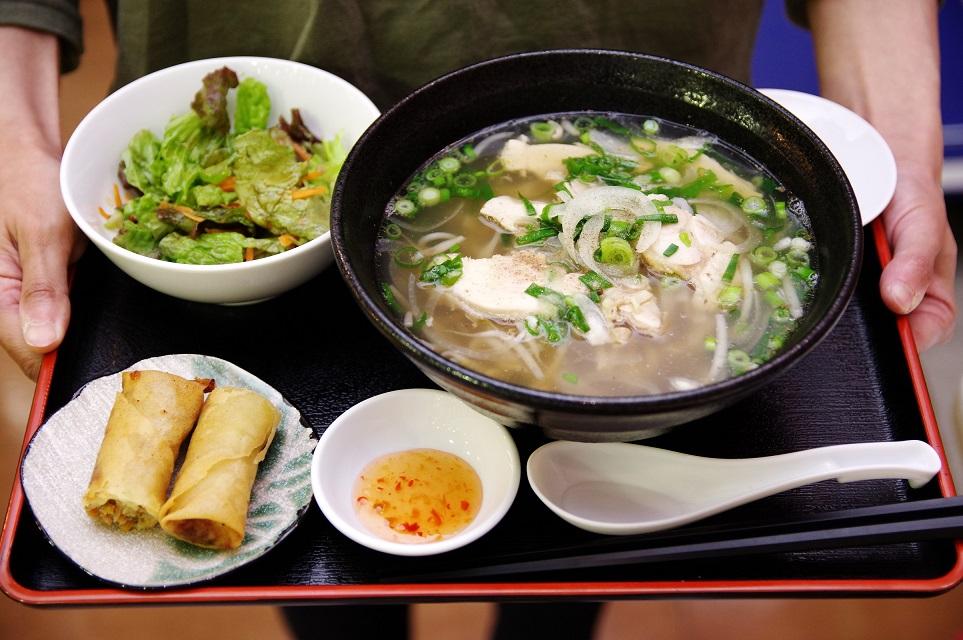 ディーン様も大好きなベトナム料理を阿南「フォーベトナム」で食べてきた