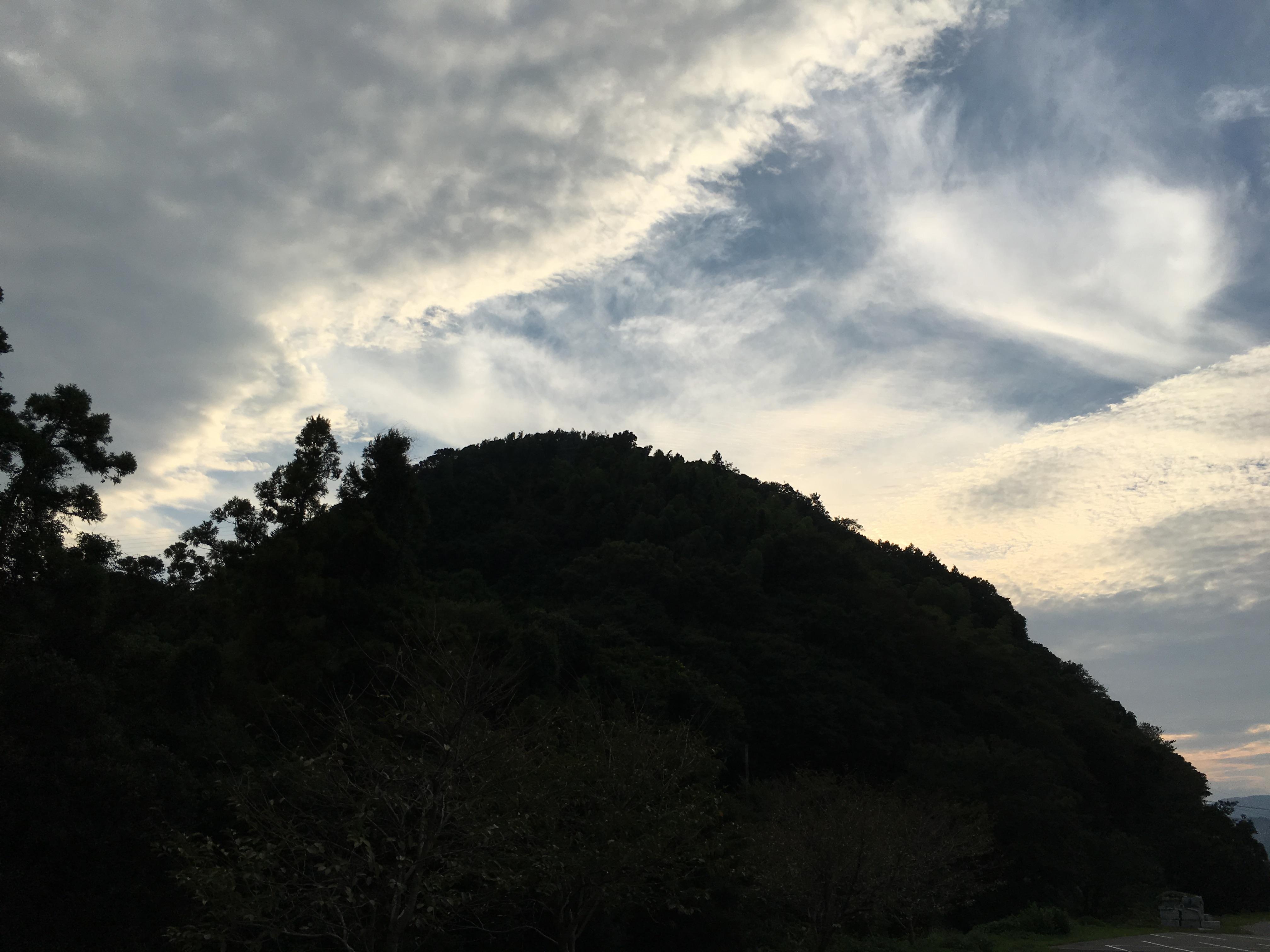 登山しませんか?なぜならば、そこに山があるから!!