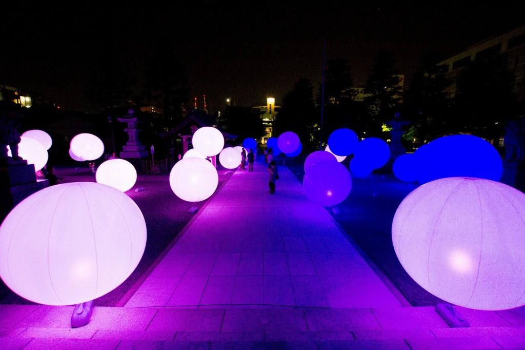 見て触れて感じる!幻想的なデジタルアートのイベントに行きたいんです。