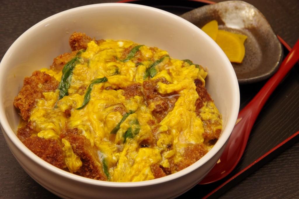 《板野郡/花和尚》ラーメン屋さんが本気で作ったカツ丼はめっちゃ美味しかった。