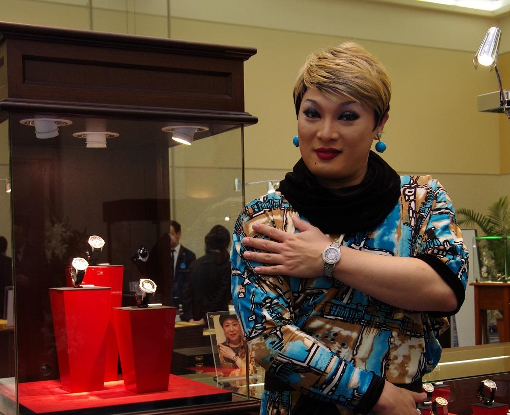 目もくらむジュエリーや時計がズラリ!「BIJOUPIKO」特別展に行きました