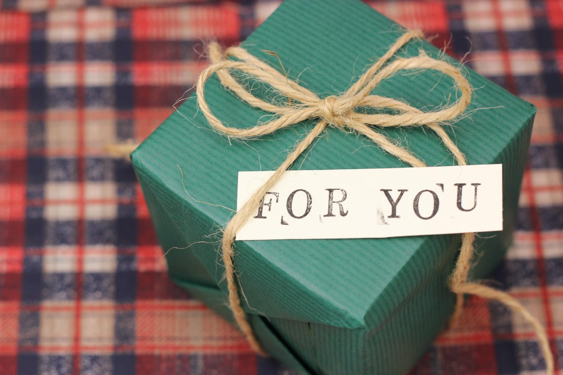 今年1年の感謝の気持ちを込めて! 素敵なギフトを贈りましょう
