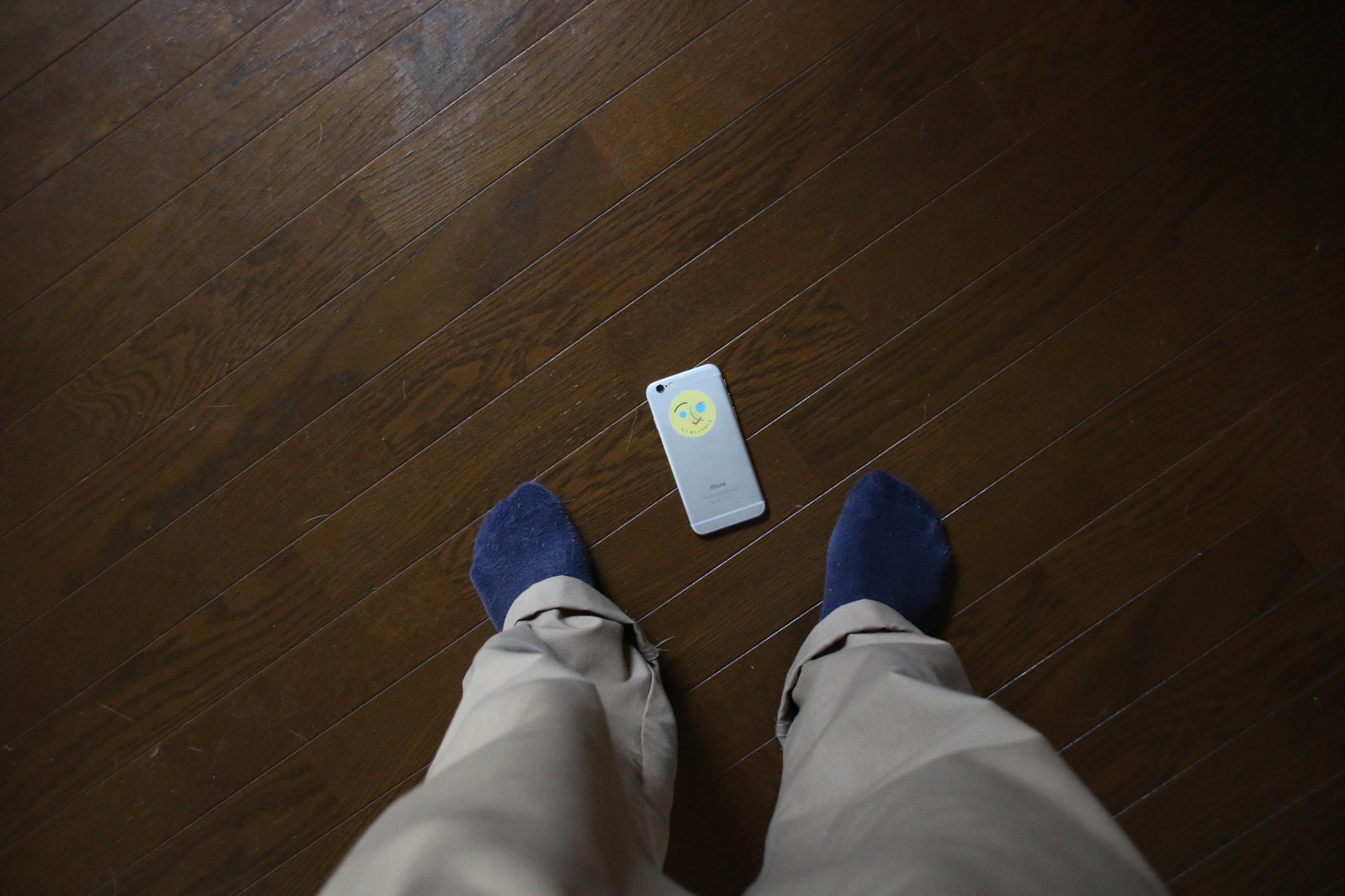 iPhoneの画面が割れてしまった。。。たすけて!スマホ堂【犬ドック編】