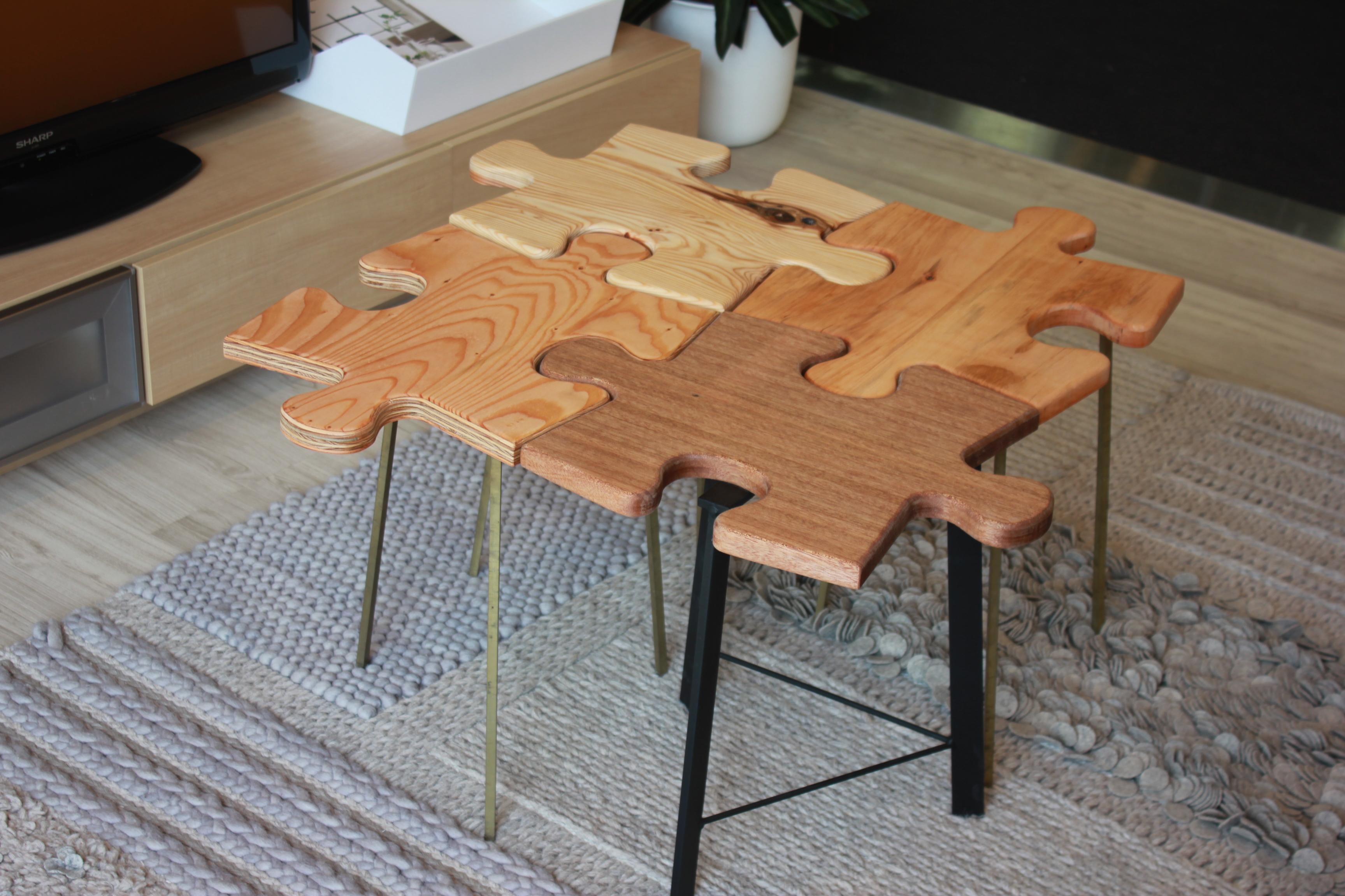 こんなテーブルが欲しかった!親子で『mokumoku labo』へ行こう
