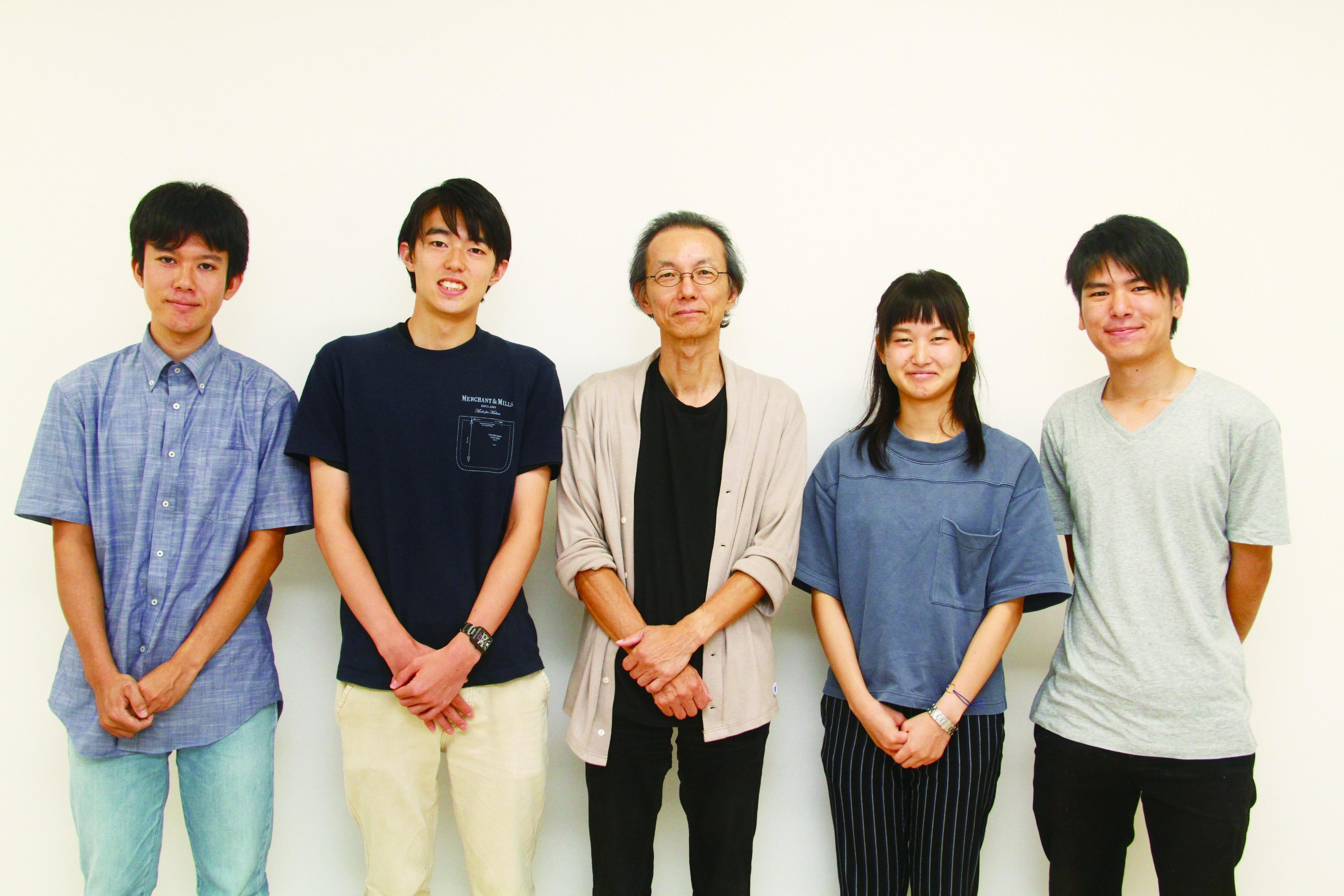 その一言が力に。徳島の大学生たちが愛のこもったグッズをつくりました!