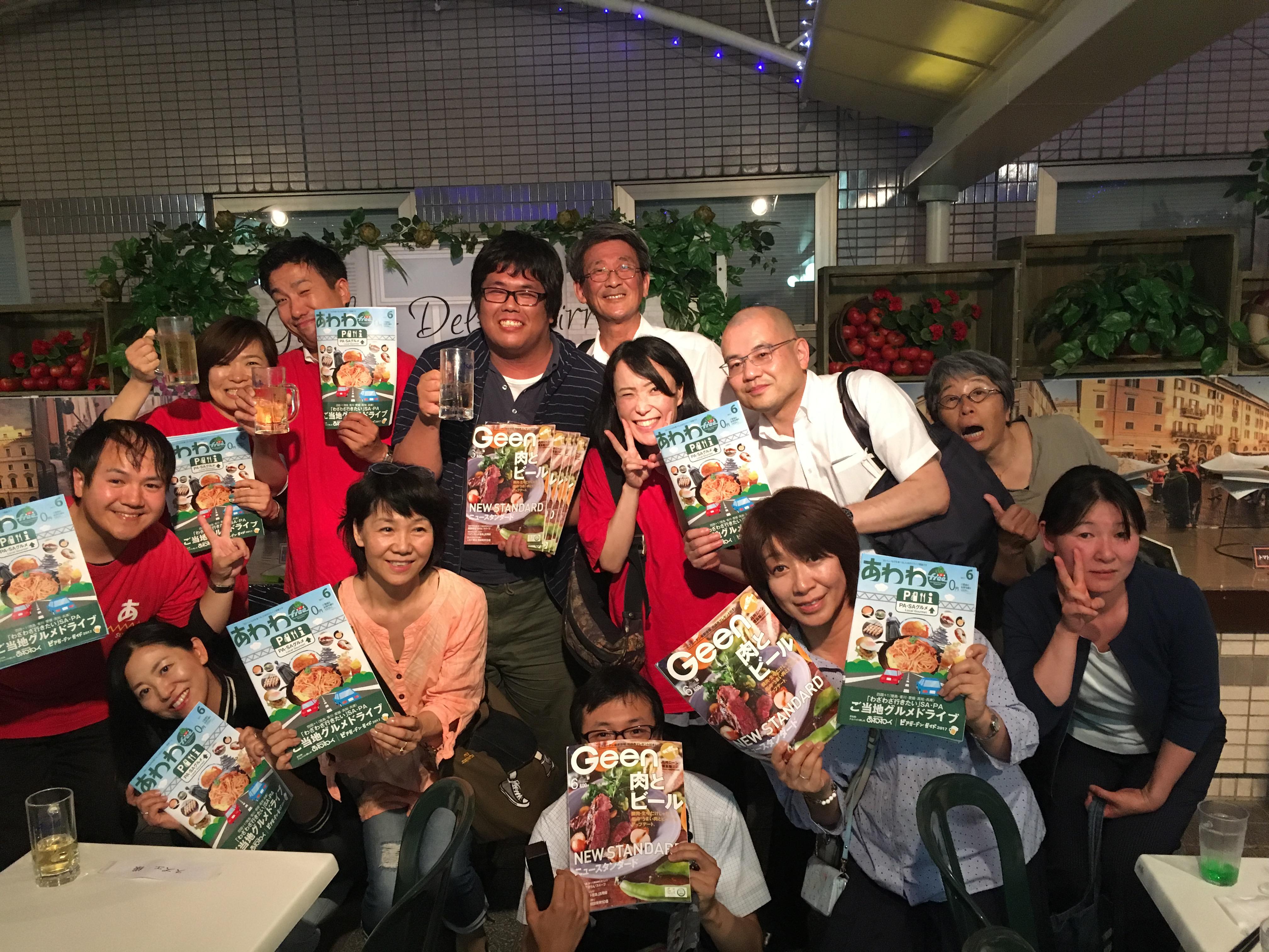 毎年大盛況!!JRホテルクレメント徳島のビアガーデンに行ってきた!!!