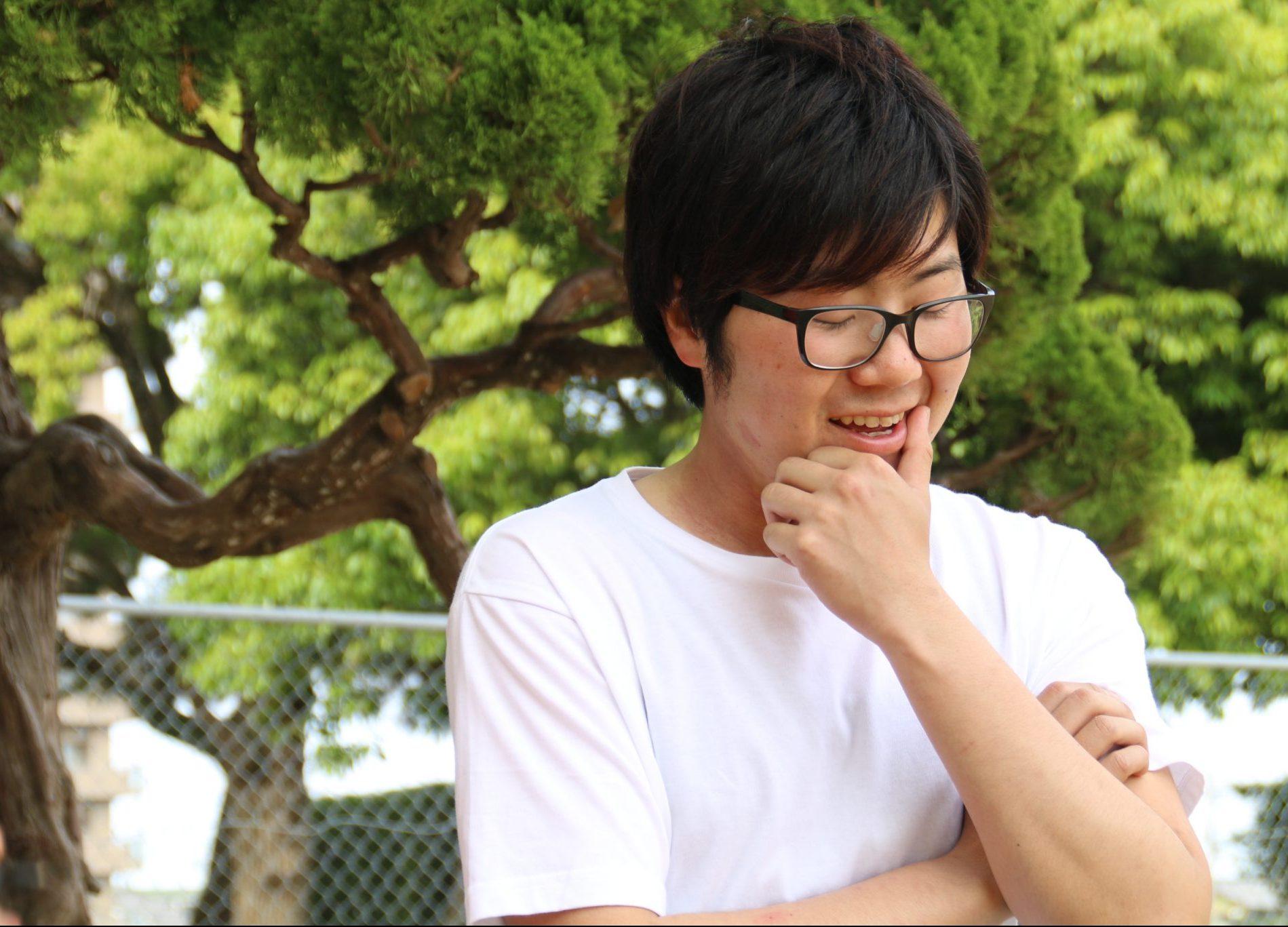 徳島住みます芸人インタビュー第二弾!ピン芸人・ええでないか西浦さんのお話をお聞きしてきました~!!