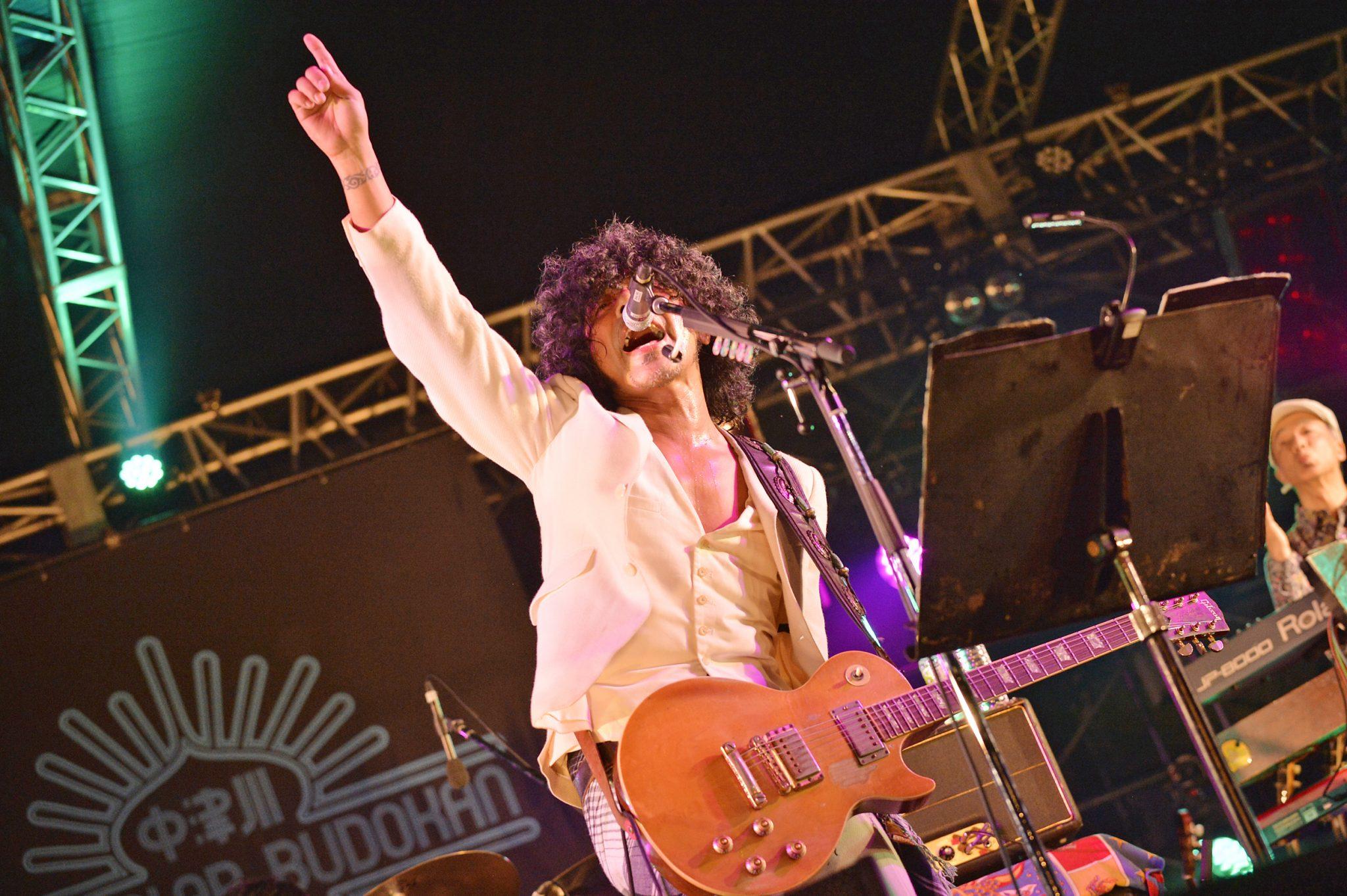 『阿波国 THE SOLARBUDOKAN』徳島にて開催決定!!オーガナイザーの佐藤タイジさんにインタビューしてきました!