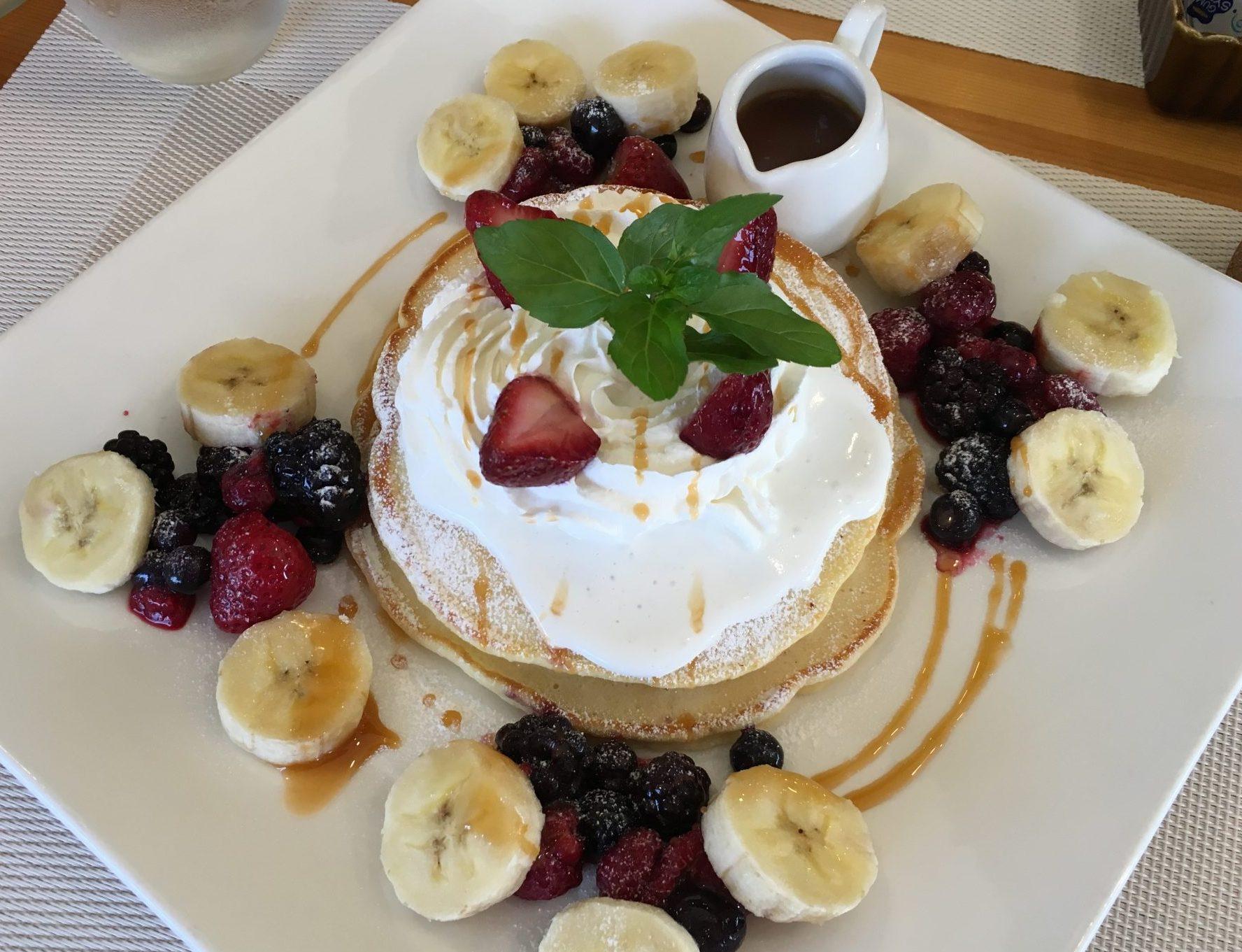 《美馬市/ボクール》甘いものが食べたい!!欲望に忠実に、県西でおすすめのパンケーキを食べてきました。