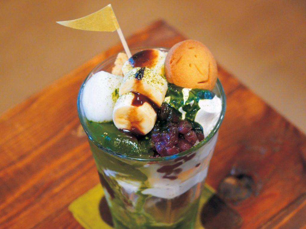 徳島で味わえる、甘くとろける茶パフェ4選! 甘党必見! お茶好き注目! この夏ぴったりのさっぱり甘々おすすめスイーツ4選!