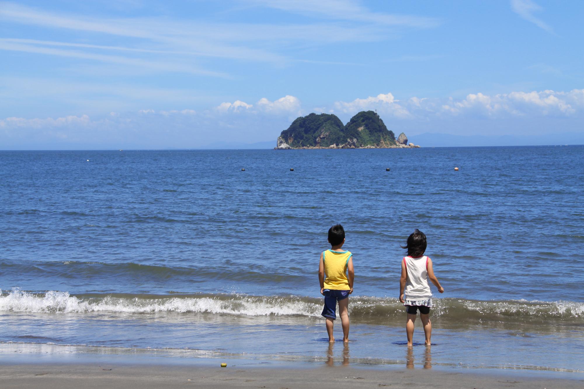 夏日はおやこで水遊びにいこう! Vol.3 とくしまの海水浴場6選♪
