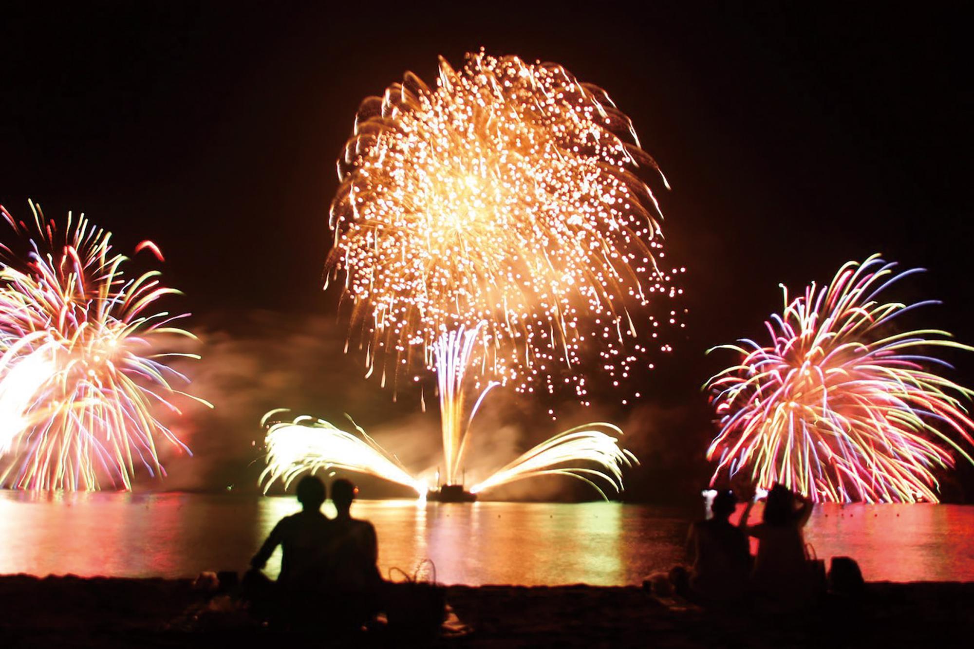 ドカ~ンと夏を楽しもう! 全力花火ガイド in 徳島 7月開催まとめ