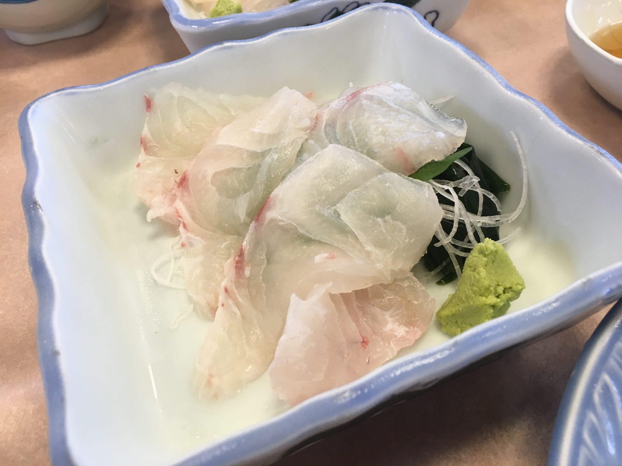 《鳴門市/びんび家》徳島で魚が食べたいと言えばここ!!! コスパと味が抜群の、びんび(魚)を食べてきました。