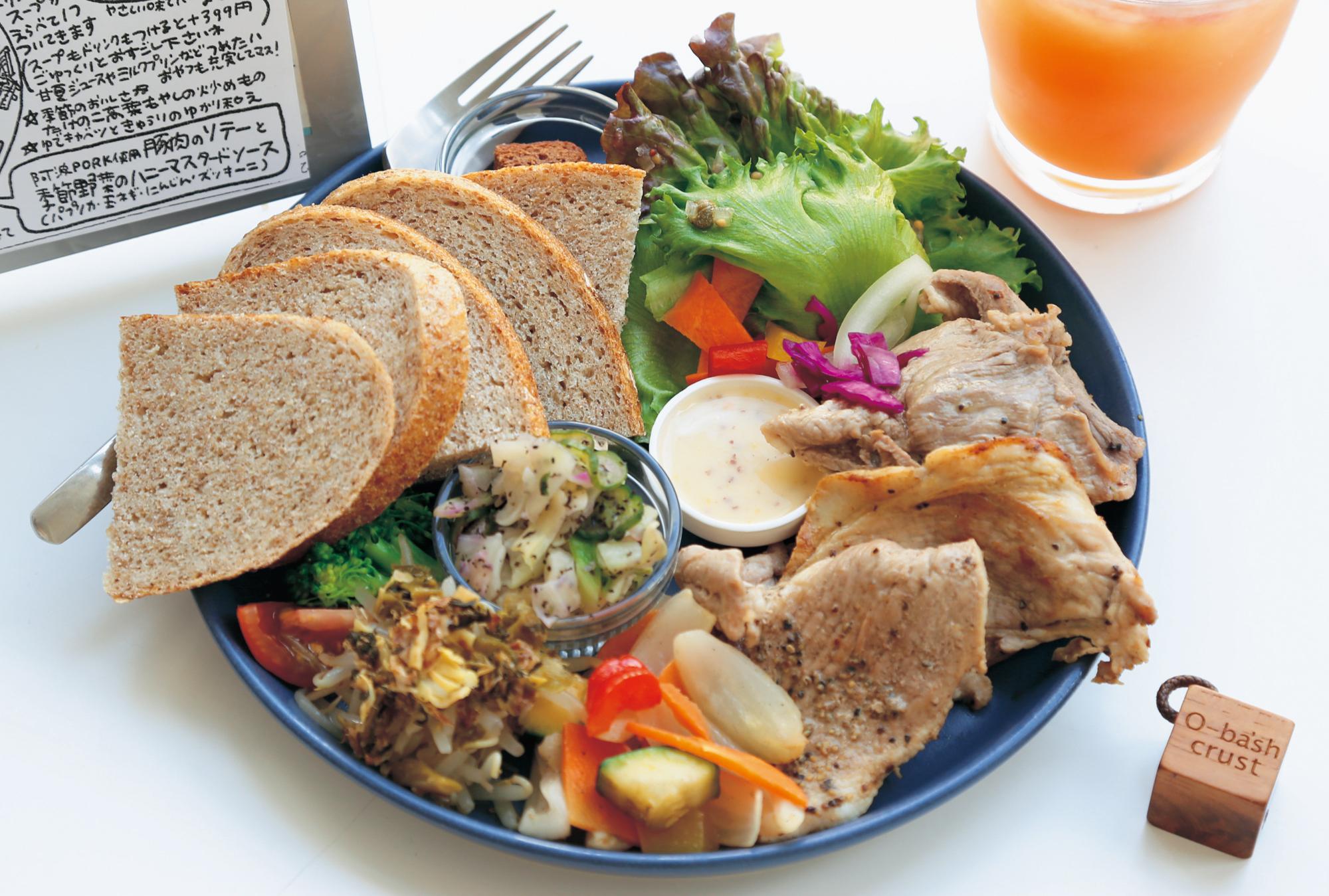 迷ったら、ワンプレート。徳島でおすすめのワンプレートランチ8選♪「おいしい」の中に「楽しさ」がある
