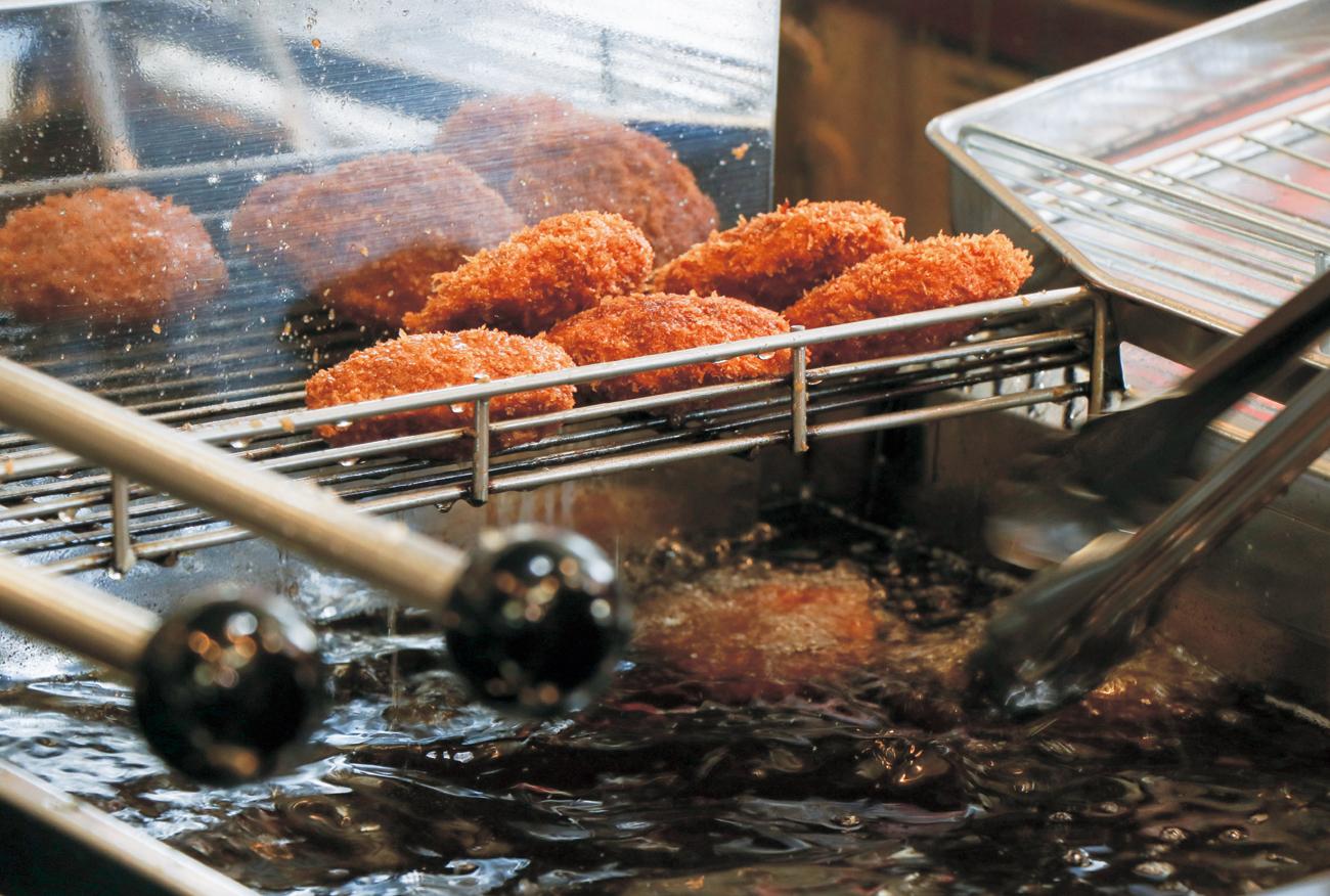 徳島の、揚げもんがウマすぎる店6選。お肉屋さんのこだわりの揚げもんに、ぞっこん!