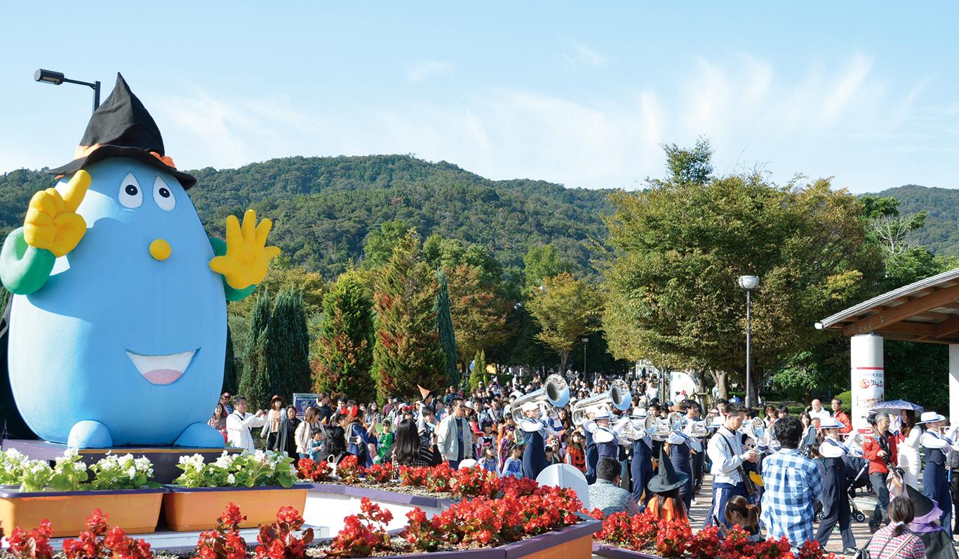 《板野郡/あすたむらんど徳島》ハッピー・ハロウィン! おでかけの秋はあすたむらんどでイベント満喫。パレードやステージも♪ 仮装して参加しよう!