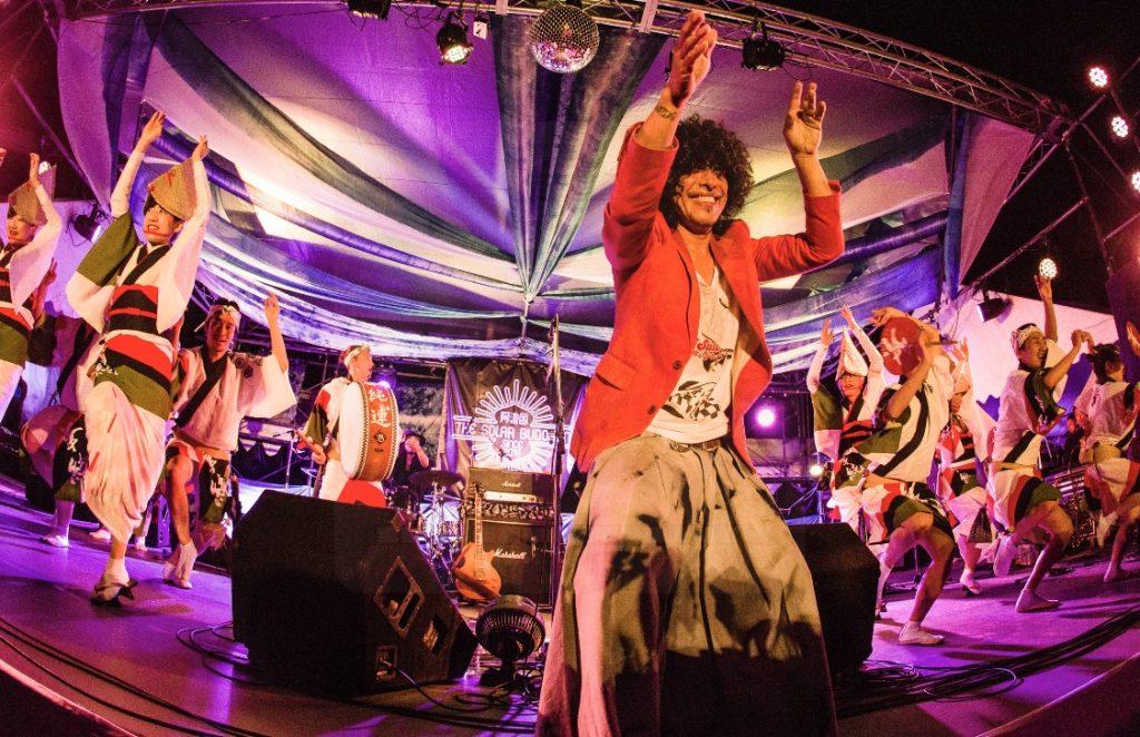 ソーラーパワーで奏でるロックに酔いしれる、阿波国 THE SOLAR BUDOKAN 2018に遊びに行ってきました!!
