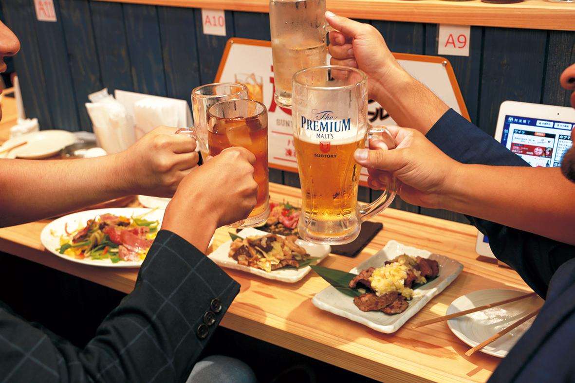 《徳島市/阿波横丁》徳島の酒場に新しい風。個性的で素敵な店が集結! すべての料理が一つのテーブルで楽しめる&ワイワイ雰囲気盛り上がる♪ 6店舗ぜんぶ紹介!