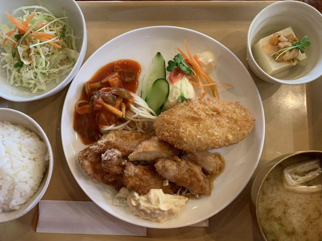 《徳島市/街の食堂 大地》魅惑のホクホクコロッケのお話 & Geen会員を募集しているお話。