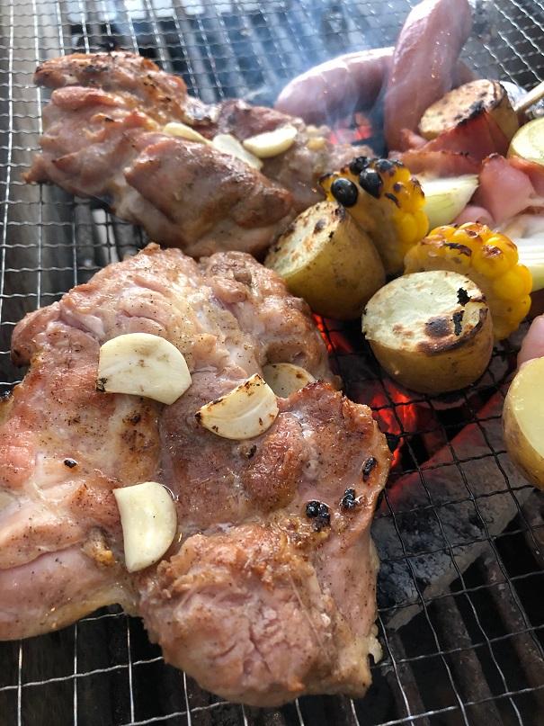 3/24開催『春の大バーベキュー大会』徳島新鮮なっとく市のBBQテラスでお肉と海鮮を満喫! 徳島インディゴソックス×あわわ コラボイベント