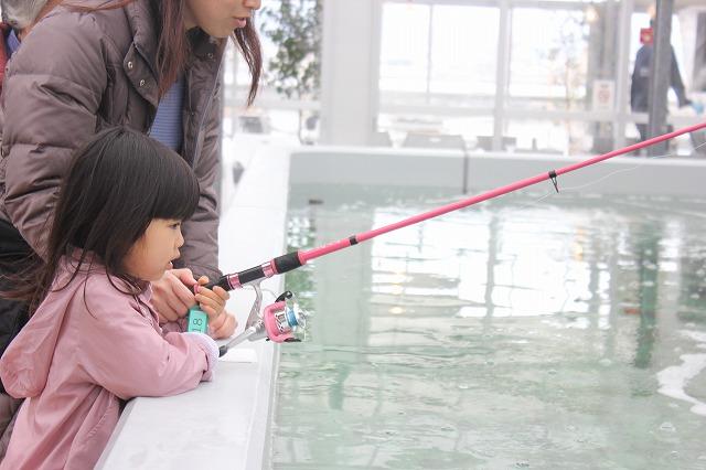 ★イベントレポート★『ママとキッズのワクワク釣り体験』@徳島新鮮なっとく市