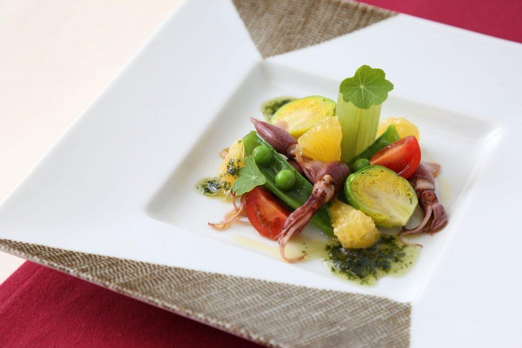《徳島市/カリフォルニア割烹Shiono》繊細かつ大胆な食材選びが生む、新しい和食のコース!