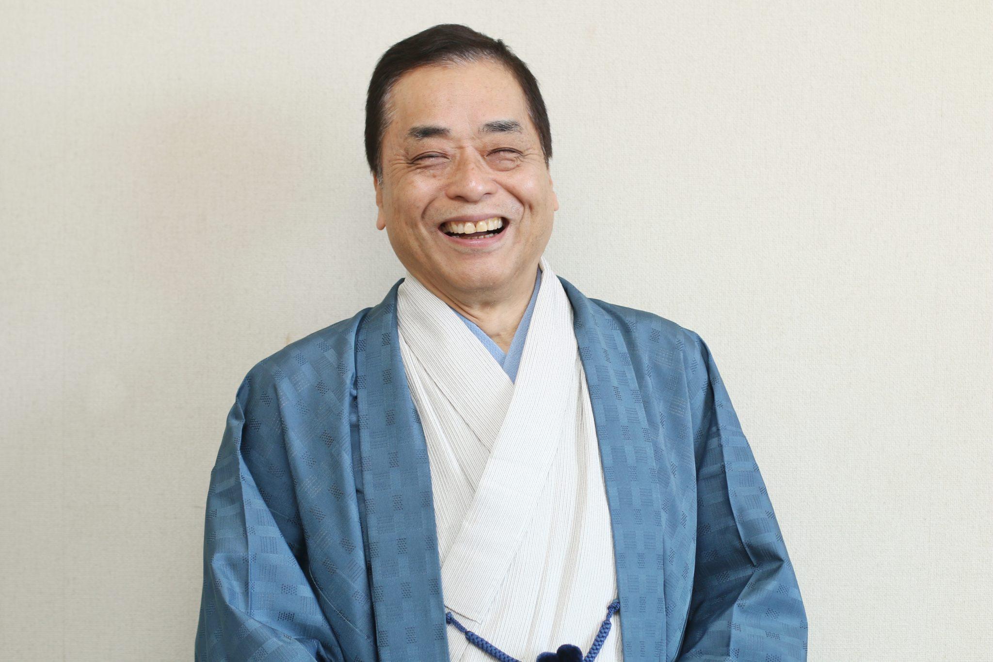 27年ぶりに名跡復活! 桂小文枝さんインタビュー
