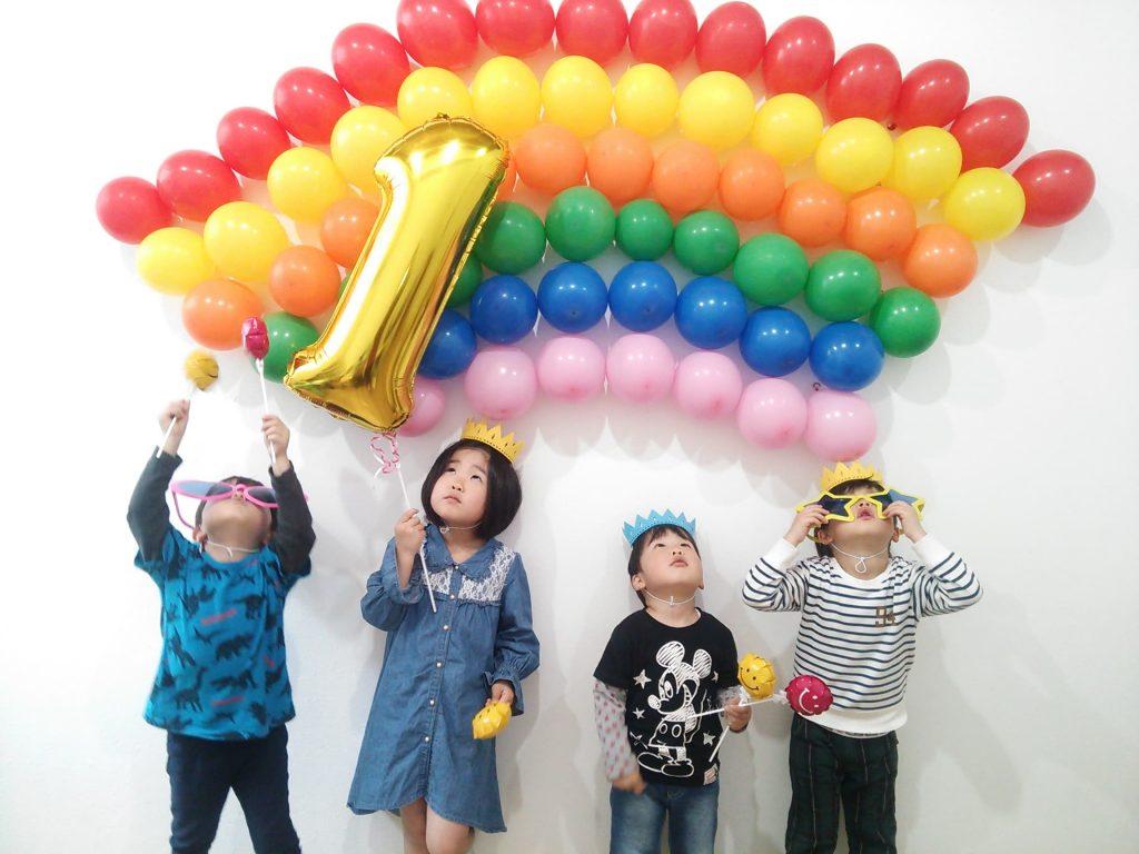 《徳島市/親子カフェあいびーはうす》1周年記念のフェスティバル開催!