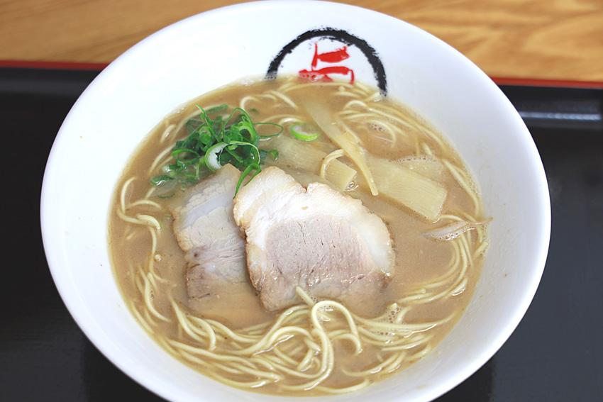 《徳島市/中華そば まるこ》あわわ麺リフト部員が好きなお店