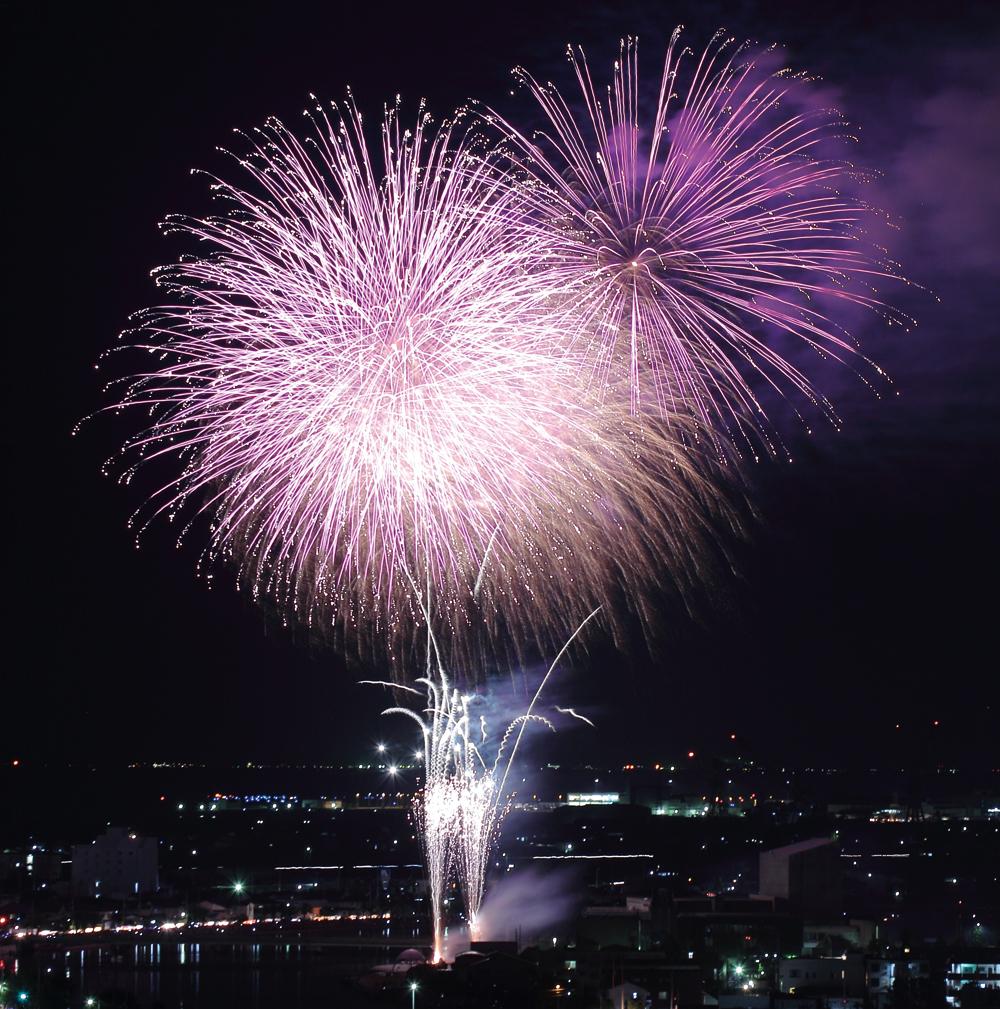 《まとめ》2019花火大会/8月徳島でもっとドッカ~ンと夏を楽しめる花火大会まとめ