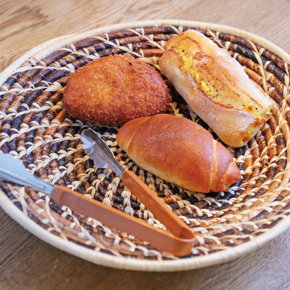 《徳島市/MEHRKORN RUHEPLATZ (メーアコルン ルーエプラッツ)》新登場のベーカリー&工房。120種類以上がそろう 超人気パン屋さんの2号店