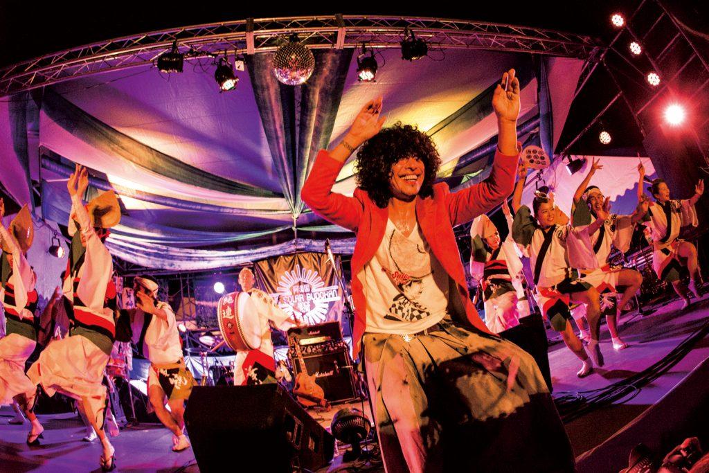 《月見ヶ丘海浜公園/阿波国 THE SOLAR BUDOKAN 2019》※台風接近に伴い開催中止 10/13(日)豪華アーティストが出演! 今年も帰ってきた、ソーラ  ーパワーで奏でるロックフェス!