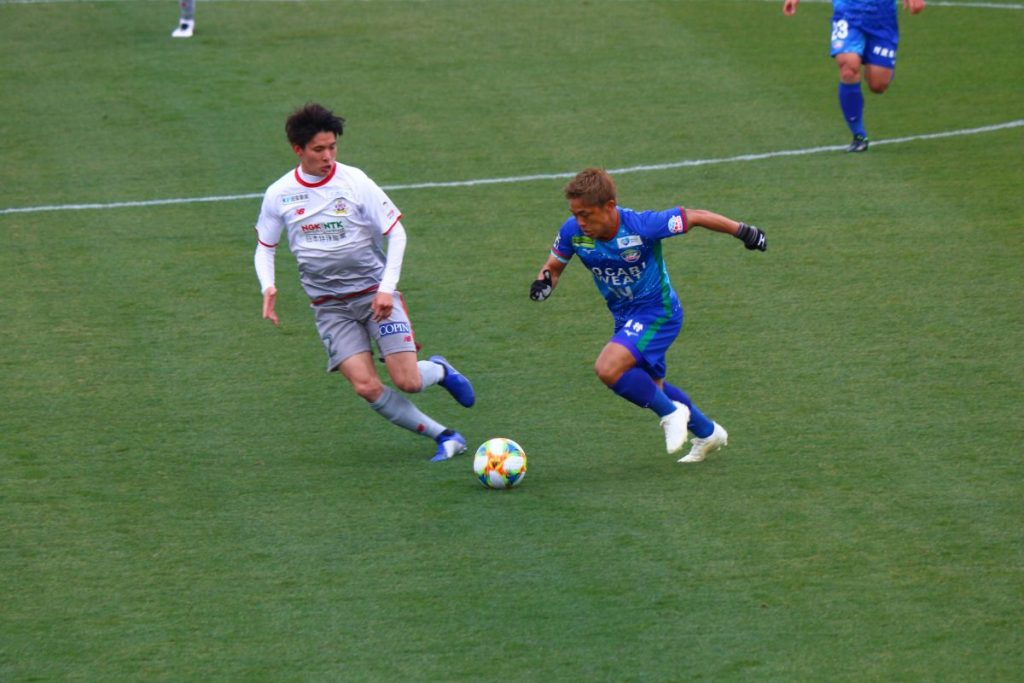 〈スポーツ/サッカー〉J1昇格まで残り3勝! 徳島ヴォルティスがプレーオフに進出