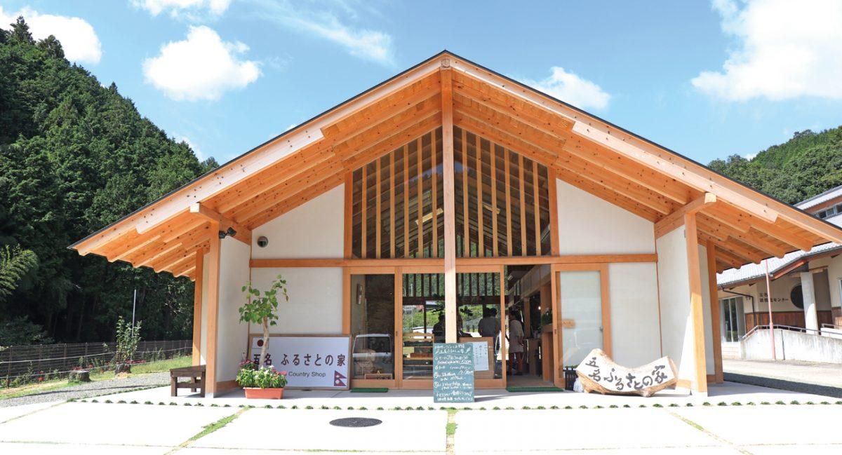 《香川県東かがわ市/産直カフェ 五名ふるさとの家》新しい産直市へ行こう! 「ジビエはおいしい」と絶対思わせてくれる場所