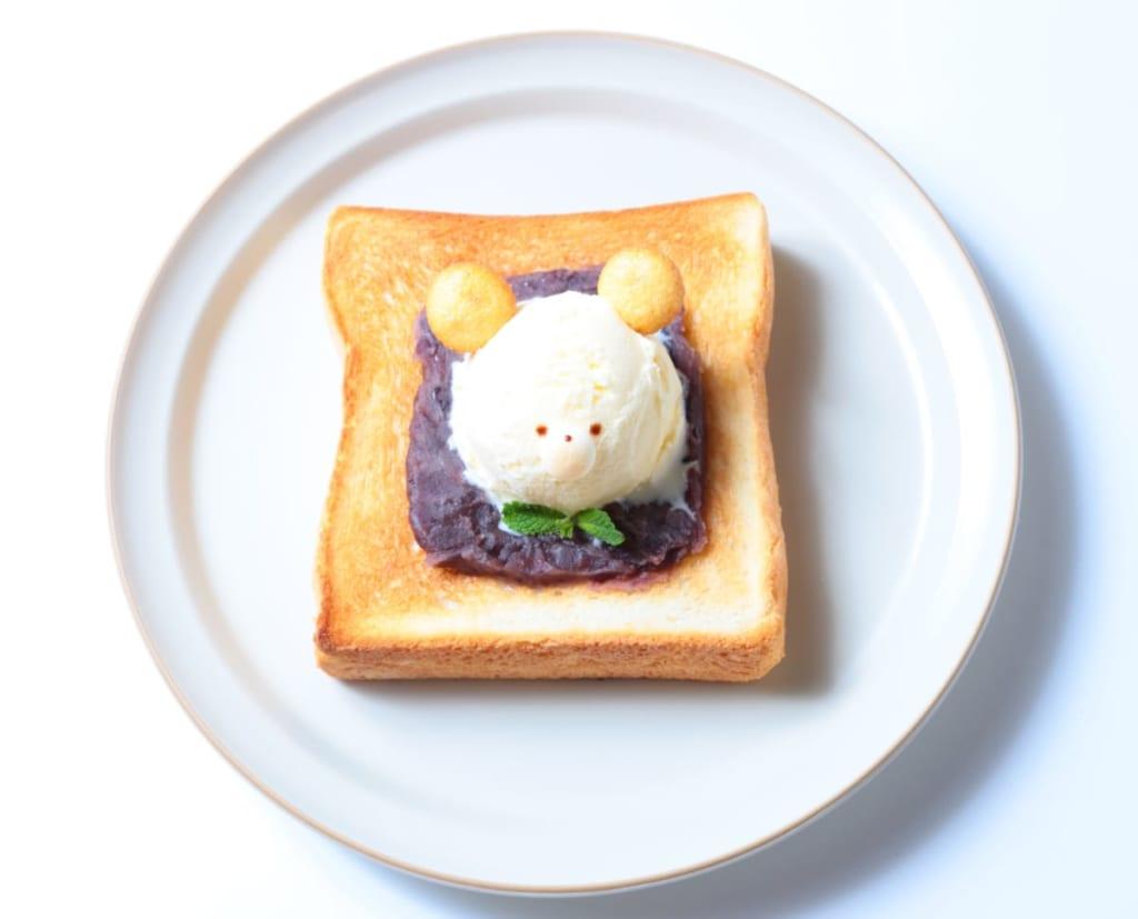 『uru cafe(ウルカフェ)』の激カワ・クマトーストが気になる!