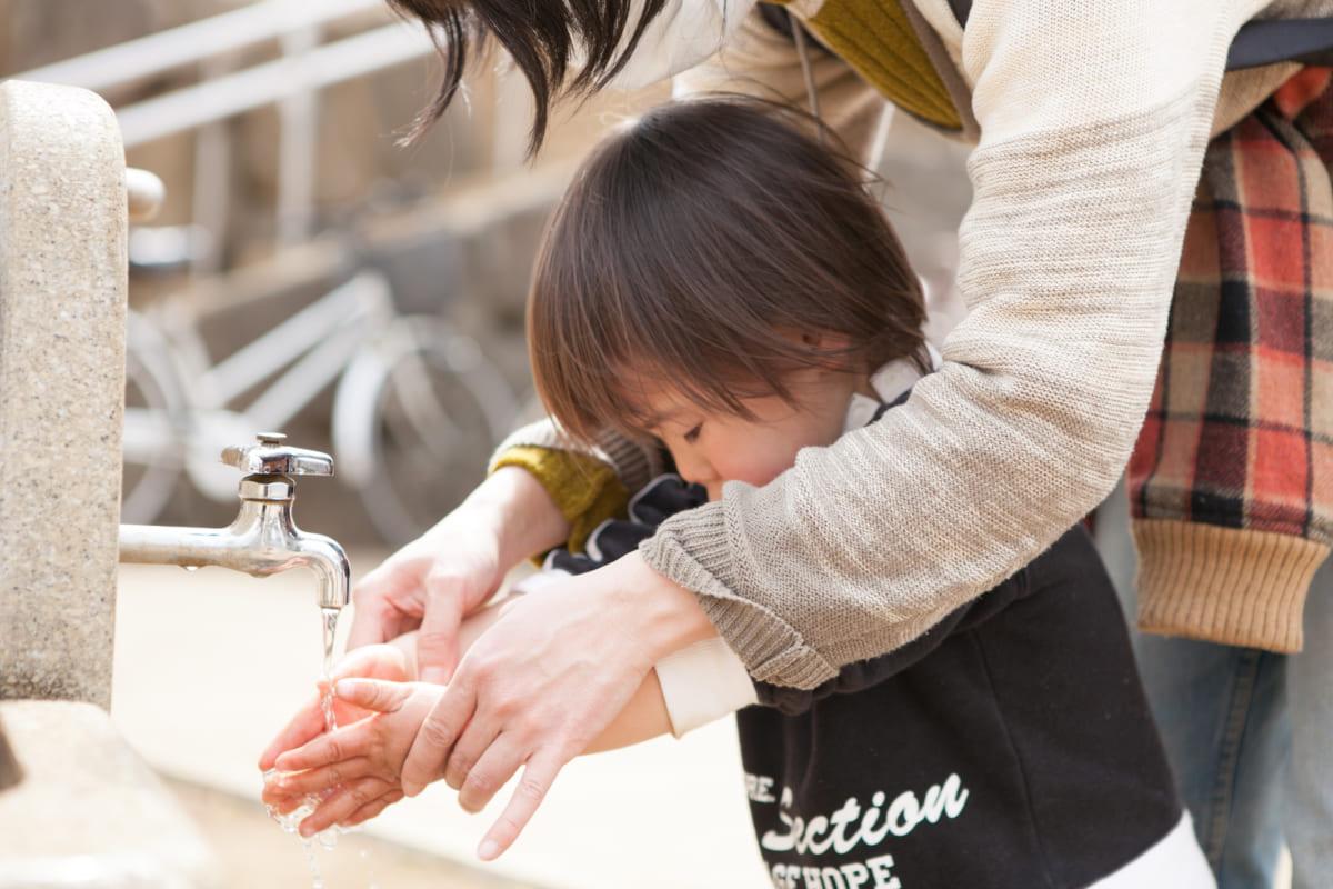 《今こそ知りたい、キホンのキホン》家族で毎日、楽しく、正しく、手洗いをしよう!